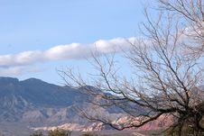 Free Desert Landscape Stock Photography - 638902