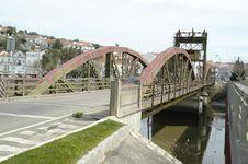 Free Old Bridge Royalty Free Stock Images - 639119