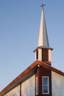 Free Church Royalty Free Stock Photos - 639578