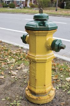 Free Fire Hydrant Royalty Free Stock Images - 639729