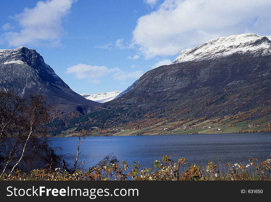 Vang, Norway