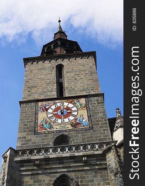 Black Church Tower