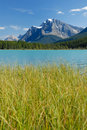 Free Tranquil Lake View In Canadian Rockies Royalty Free Stock Image - 6303306
