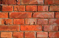 Free Brick Wall Stock Photography - 6300272