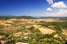 Free Tuscan Hills Stock Photo - 6300410