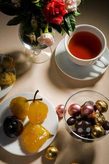 Free Cup Of Tea Royalty Free Stock Photos - 6300878