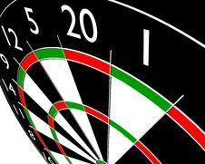 Free Target Dart Royalty Free Stock Image - 6301276