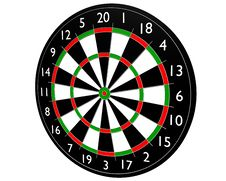 Free Target Dart Royalty Free Stock Photos - 6301288