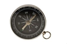 Free Compass On A Side Royalty Free Stock Image - 6303256
