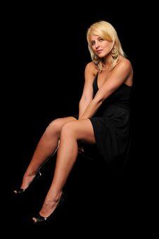 Free Beautiful Fashion Blond Royalty Free Stock Image - 6303846