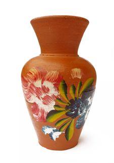 Free Flower Pot Stock Image - 6304161