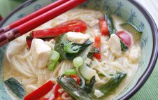 Free Asian Food Royalty Free Stock Photos - 6304328