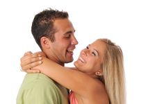 Free Young Couple Having Fun Royalty Free Stock Image - 6304456