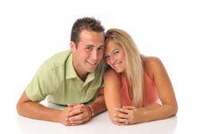 Free Young Couple Having Fun Royalty Free Stock Photos - 6304478
