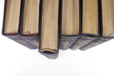 Free Books Isolated Royalty Free Stock Images - 6304649