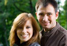 Free Young Beautiful Couple. Stock Photos - 6304663
