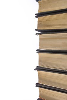 Free Books Isolated Stock Images - 6304684