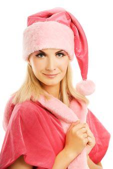 Free Beautiful Mrs. Santa Stock Image - 6304771