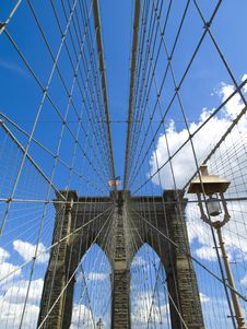 Free Brooklyn Bridge Stock Images - 6305404