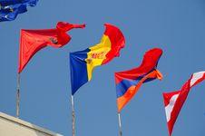 Free Various National Flags Stock Photos - 6305843