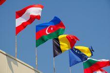 Free Various National Flags Stock Photos - 6305893
