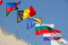 Free Various National Flags Stock Photography - 6305962