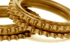 Free Golden Gears Stock Photos - 6306283