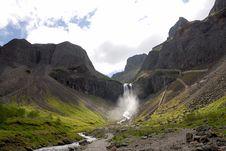 Free Changbai Waterfall Royalty Free Stock Photos - 6306398