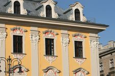 Free Polish Corner Building Royalty Free Stock Image - 6306766
