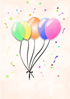 Free Balloons Stock Photography - 6306772