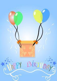 Free Happy Birthday Royalty Free Stock Photography - 6306787