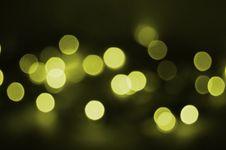 Free Holiday Yellow Light Royalty Free Stock Photos - 6306978