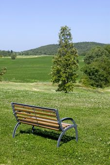 Free Chair On TUSCANY Royalty Free Stock Images - 6307259