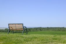 Free Chair On TUSCANY Royalty Free Stock Images - 6307279