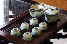 Free Tea Set Stock Photos - 6308013
