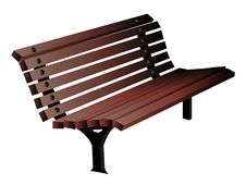 Free Relaxing Bench Stock Photography - 6308322