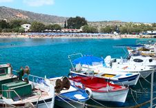 Free Harbour Of Fisherman Village Stock Images - 6308394