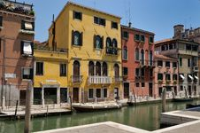 Free Street In Venice Stock Photography - 6308992