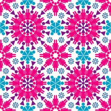 Free Abstract Seamless Pattern Royalty Free Stock Images - 63017679