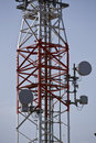 Free Tower Of Antenna Royalty Free Stock Image - 6312146