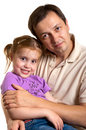 Free Daddy S Girl Royalty Free Stock Photography - 6313067