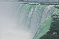 Free Horseshoe Falls Stock Image - 6310131
