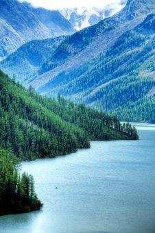 Free Green Lake Stock Image - 6310191