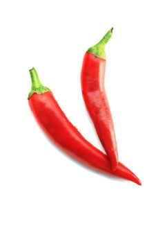 Free Two Pepper Stock Image - 6310291