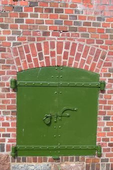 Free Old Metal Door Stock Images - 6310544