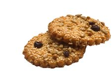 Free Pair Of Cookies Royalty Free Stock Photography - 6310557