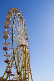 Free Observation Wheel Royalty Free Stock Photo - 6310565