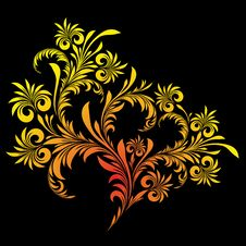 Free Floral Ornament Stock Images - 6310844
