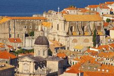 Free Dubrovnik Old City, Details, Cathedral Royalty Free Stock Photo - 6311485