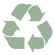 Free Recycling Symbol Royalty Free Stock Photography - 6311857